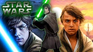 7 Interesting Facts About LUKE SKYWALKER You May Not Know