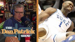 Zion Williamson should make own decision on college career | The Dan Patrick Show | NBC Sports