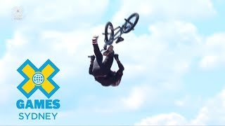 FULL SHOW: BMX Big Air Qualifier at X Games Sydney 2018