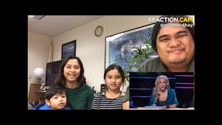 FAM Reacts to The Pineapple sings I Will Survive  Season 1 Ep  2  THE MASKED SINGER