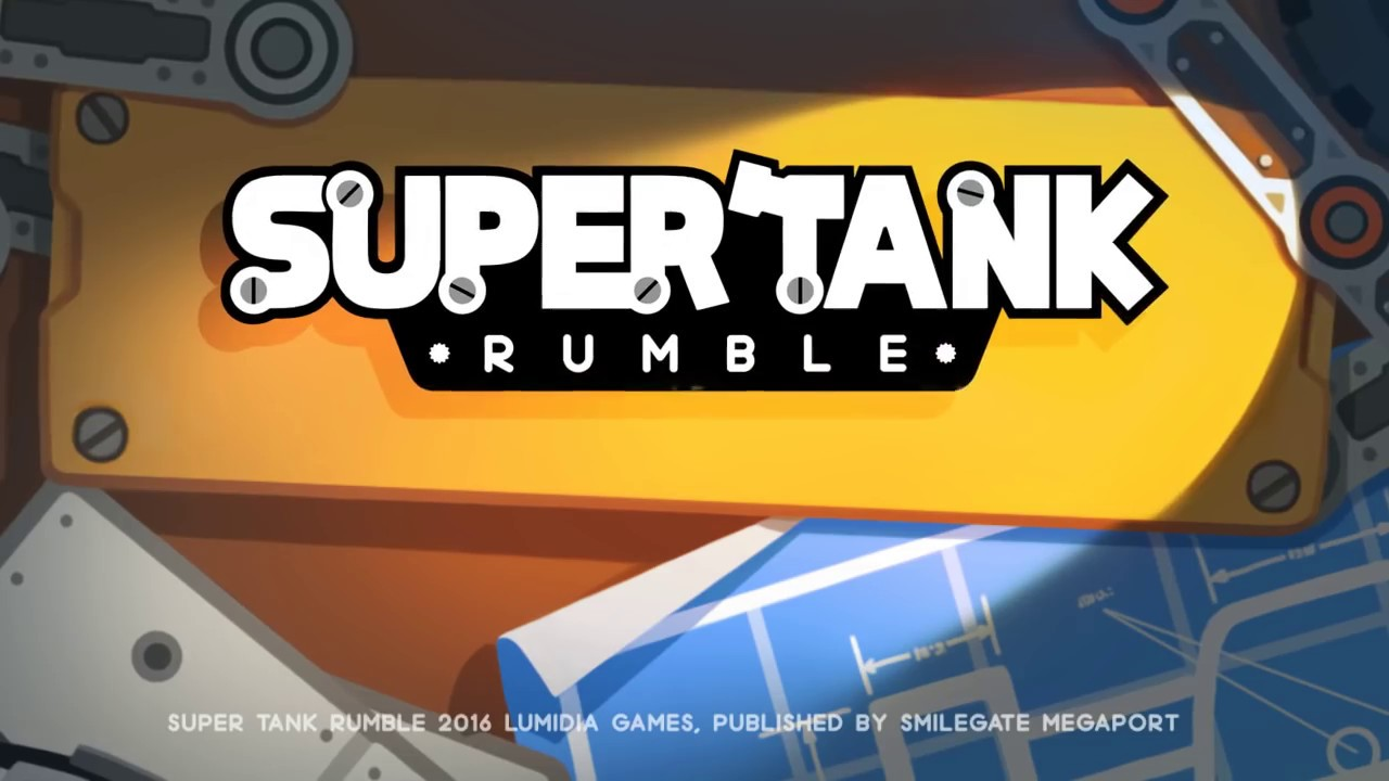 Play Super Tank Rumble on PC 2