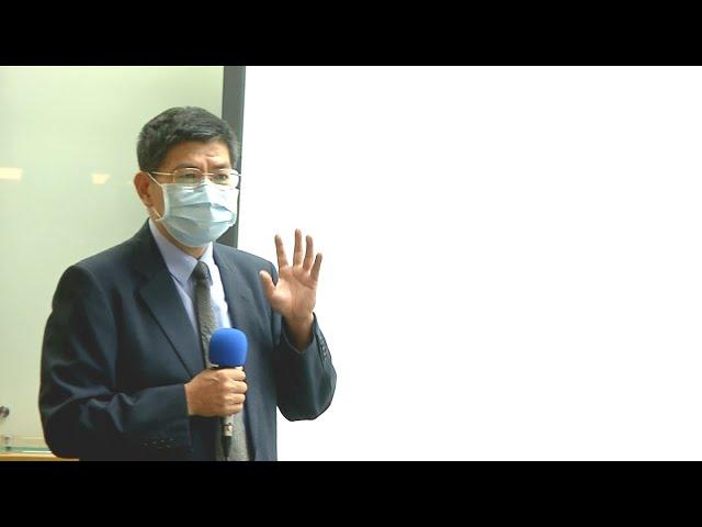 血清調查爭議 詹長權:教育部、科技部支持計劃