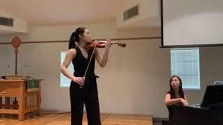 Saint-Saëns Violin Concerto No. 3