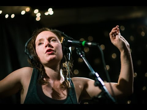 Sylvan Esso - Coffee (Live on KEXP)