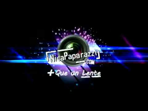 animacion logotipo Nicapaprazzi