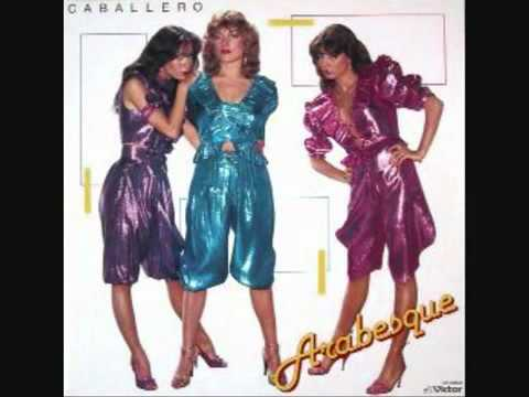 Arabesque 1981 2 Caballero