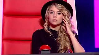 Top 9 Blind Audition (The Voice around the world XXVII)