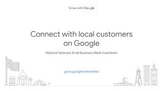 Connect with local customers on Google, National Veterans ...