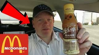 McCafe Bottled Frappe Vanilla (Reed Reviews)