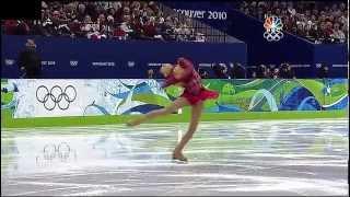 "Mao Asada 2010 Winter Olympics SP ""Masquerade Waltz""(Aram Khachaturian)"