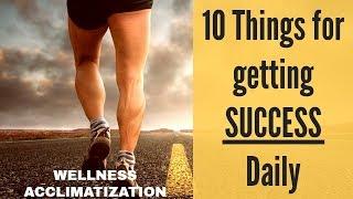 Wellness Talks- Celebrate Vijaya Dashmi every day with 10 good habits