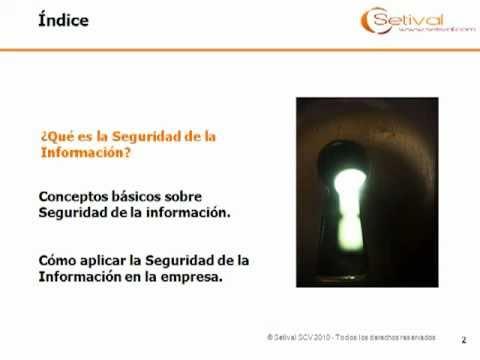 Sistemas Gestión Seguridad Información ISO 27001 y LOPD