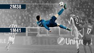 Giải mã những pha bật cao kinh hoàng của Ronaldo
