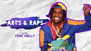 YNW Melly: How He Released His Album From Jail | Arts & Raps | All Def Music