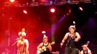 Nading Rhapsody - Bang Kidibang Bulem (Sarawak folk song) - Live in RWMF 2012