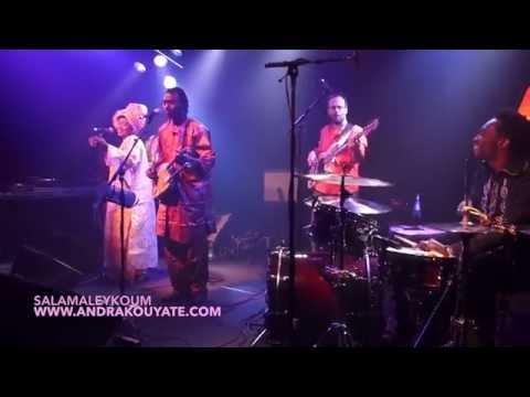 Andra Kouyaté - Andra Kouyaté & Magic Foli - Salamaleykoum