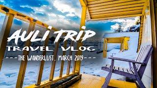 Auli Trip | Uttarakhand, India | Travel VLOG | The Wanderlust [EP 01]