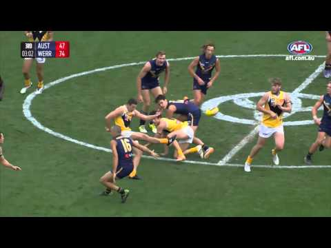 Highlights v AFL U18 Academy