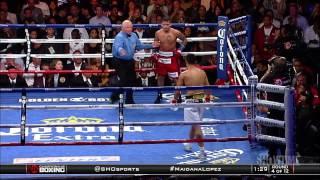 Maidana vs Lopez - Full Fight