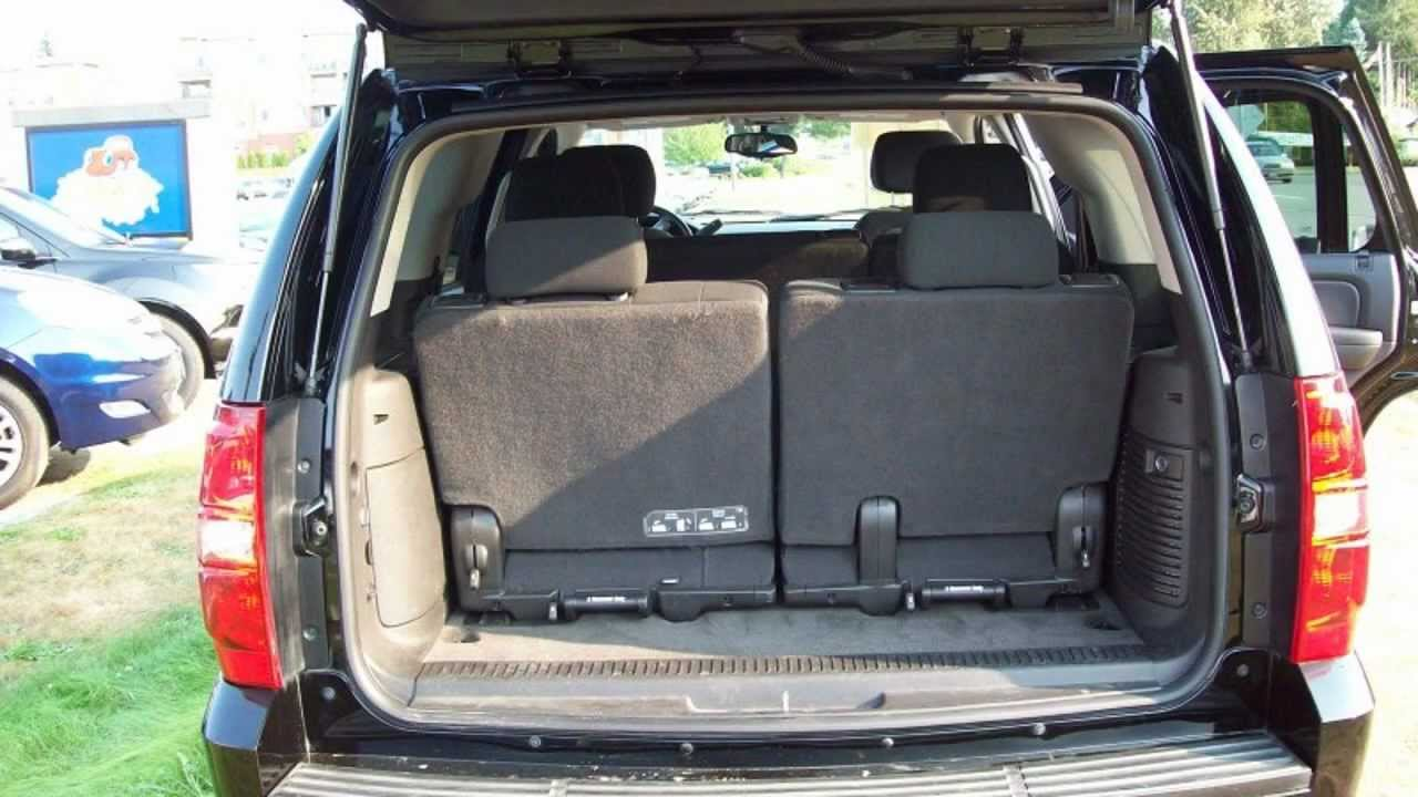 2012 Chevrolet Tahoe LS, LOCAL, NO ACCIDENTS, 8 PASSENGER ...