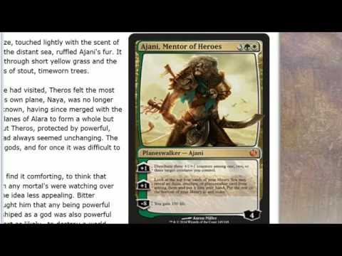 Journey Into Nyx Ajani | www.pixshark.com - Images ...