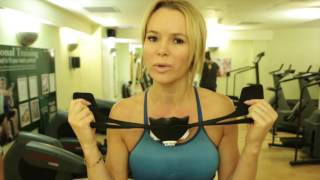 Pre- Britain's got Talent Workout with Amanda Holden