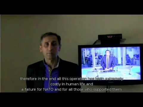 Thierry Meyssan in Syria - Latest News - July 25, 2012