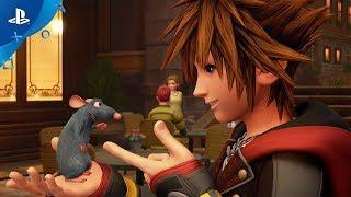 Kingdom Hearts III - Final Battle Trailer | PS4