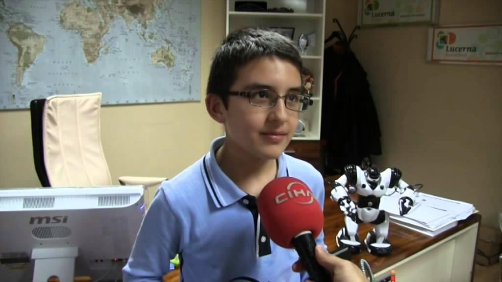Belçika'daki Lucerna Koleji öğrencilerinden robot yarışmasında büyük başarı!
