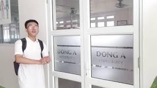 Thực hành làm nhân viên kinh doanh ( Sinh viên Đại học Đông Á- BA17A2)