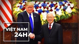 Việt Nam 24 giờ 12/03/19: Ông Nguyễn Phú Trọng sắp có chuyến đi Hoa Kỳ