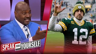 Don't feel sorry for Aaron Rodgers, this is how the NFL works — Wiley | NFL | SPEAK FOR YOURSELF