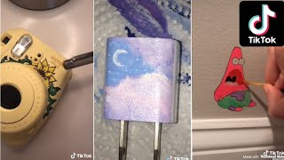 People Painting Things on TikTok for 7 Minutes Straight | ToasterStrudel