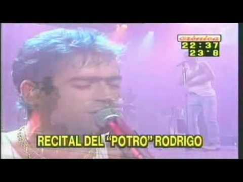 Recital de Rodrigo en CM-5