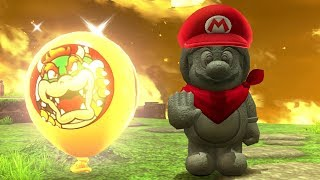 Super Mario Odyssey - Luigi's Balloon World (Bowser's Kingdom)
