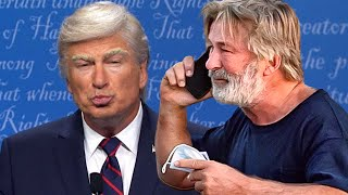 Leftist Icon Alec Baldwin May Be CHARGED in Shooting Death!!!