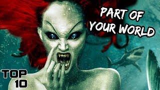 Top 10 Scary Little Mermaid Theories | Disney Theories