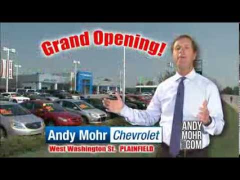 Andy Mohr Chevrolet Re-Opening Celebration - September 2013