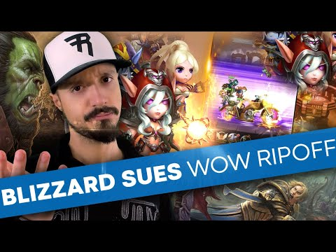 Blizzard Sues Chinese Knockoff; Amazon Leaks Overwatch Switch Port; Wolcen Release Date; & more...