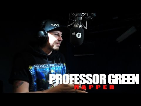 Fire In The Booth - Professor Green