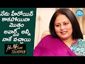 Jayasudha on winning all awards; with Swapna