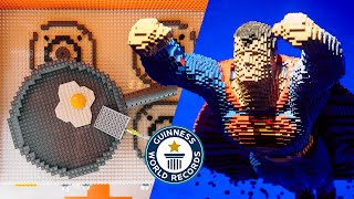 Best LEGO records! - Guinness World Records