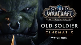 World of Warcraft - Saurfang Cinematic Trailer