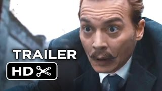 Mortdecai (2015) (English Traile HD