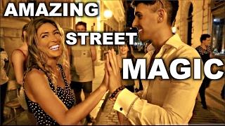 Amazing Street Magic In Cuba!