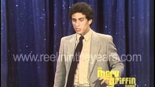 Jerry Seinfeld standup (Merv Griffin Show 1981)