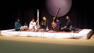Pandit Ajoy Chakrabarty- Rageshree Part I