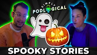 Ghost Stories & Halloween - SimplyPodLogical #34