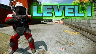 PAYDAY 2 - Security level 1 (Payday 2 Mods - Bank Heist: Cash)