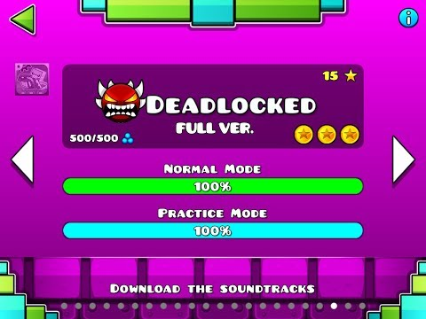 Geometry Dash - Level 8:Time Machine (All Coins